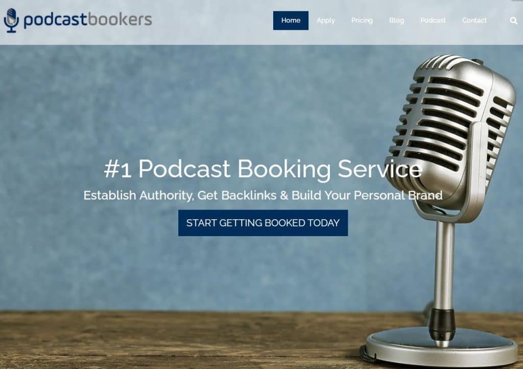Guest booking service