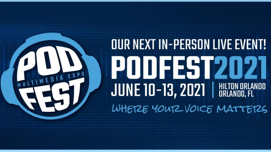 Podcasting convention
