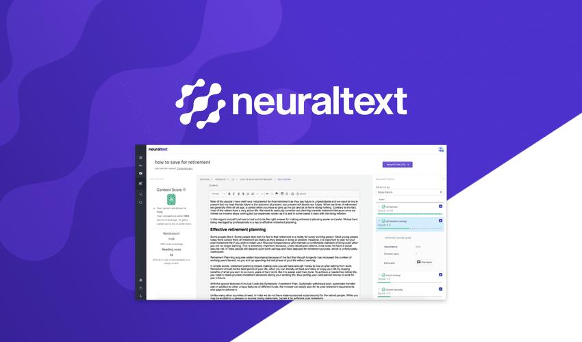 AI content writing tool