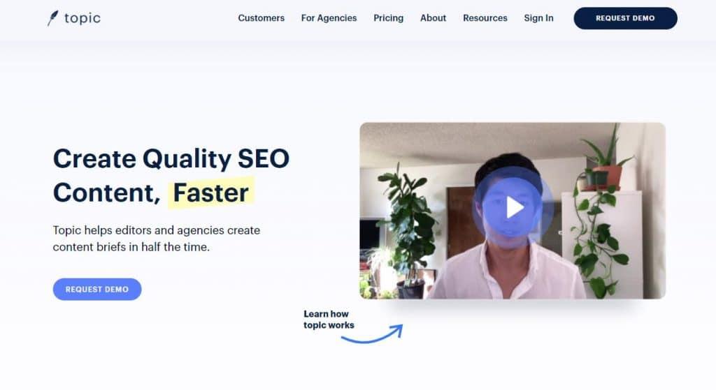 SEO content creation helper